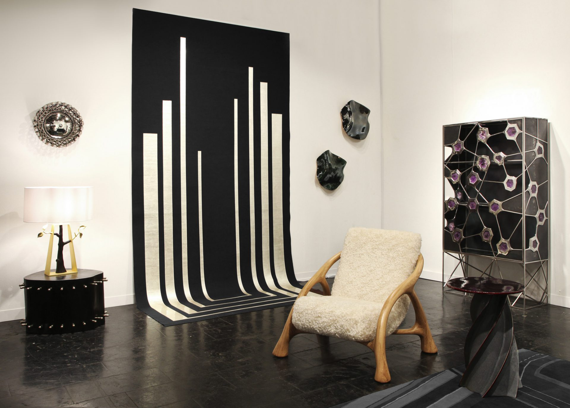 CASCADE Paris, FR Collective.2 Design Fair, New-York, 2014